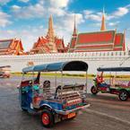 タイの風景-1